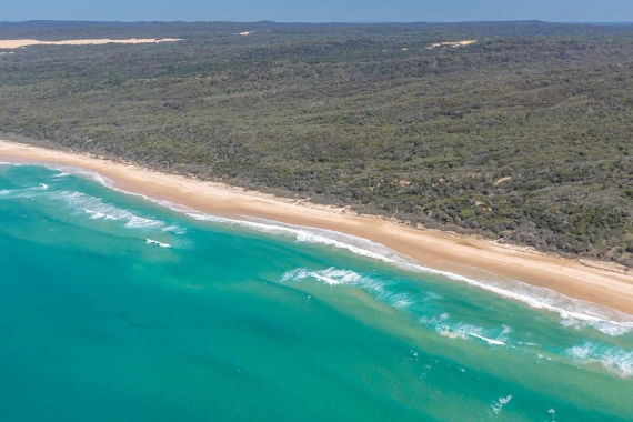 Permits for Fraser Island