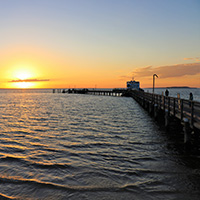 Kingfisher Bay Jetty