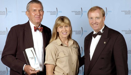 Kingfisher Bay resort Awards