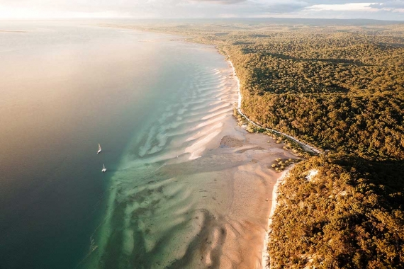 Fraser Island: The ROYAL Favourite