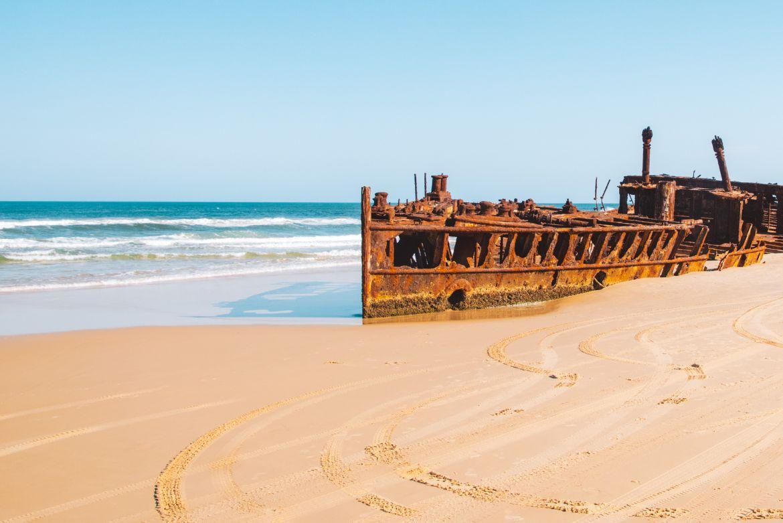 Escape to Fraser Island!